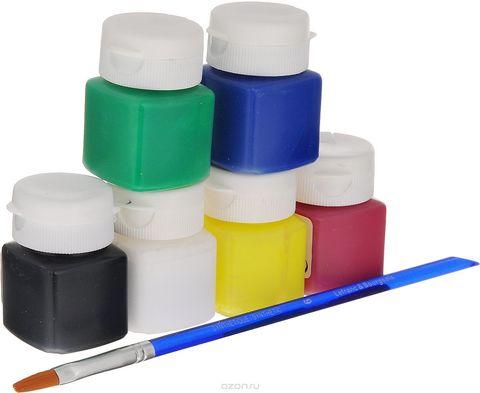 Набор акриловых красок Lefranc&Bourgeois MISS DECO. Глянцевый (6х20 мл)