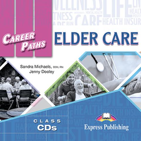 Elder Care - уход за пожилыми - комплект аудиодисков