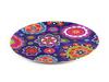 8959 FISSMAN Purpur Тарелка плоская 28 см,