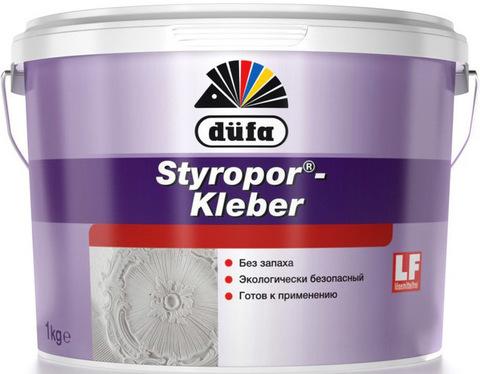 Dufa Styroporkleber/Дюфа Стиропорклебер Клей для декоративных плит