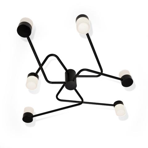 Настенный светильник копия Constellation by CVL Luminaires (черный)