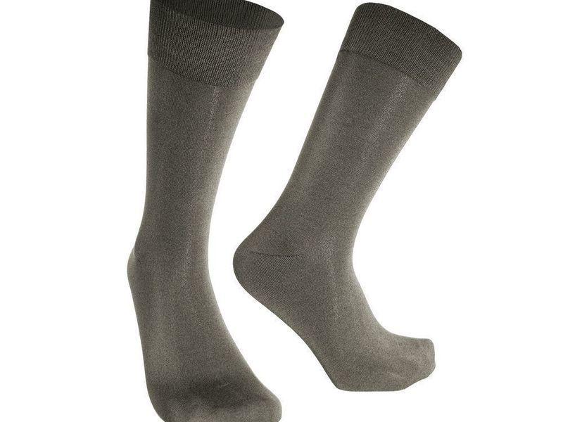 Мужские носки серые Sergio Dallini SDS805-3
