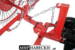 Ворошилка колесно-пальцевая ВМ-3 усиленная