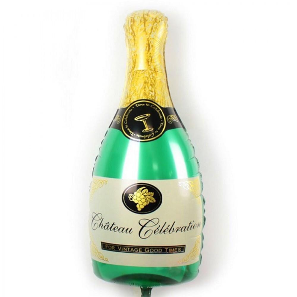 Фольгированный шар «Шампанское», 99 см