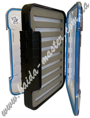 Коробка Kaida двухсторонняя для наживки ZX-103