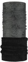 Теплый шарф-труба трансформер с блестками Buff Polar Thermal Chic Ayame Black