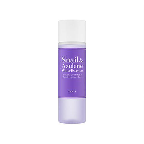 Сыворотка TIAM Snail & Azulene Water Essence 180ml