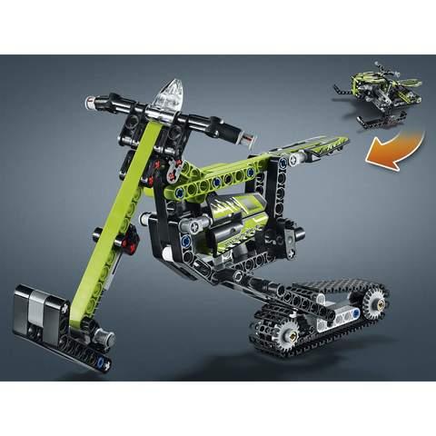 LEGO Technic: Снегоход 42021 — Snowmobile — Лего Техник