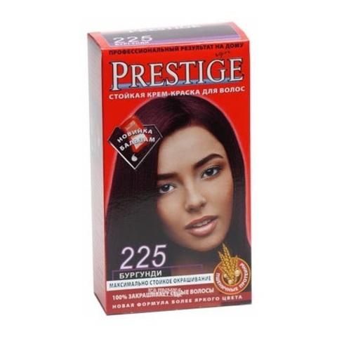 Краска для волос Prestige 225 - Бургунди