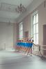 Купальник Лямка для классов | голубой