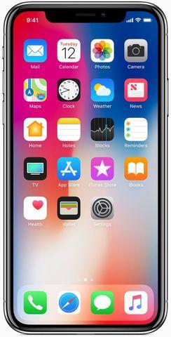Печать на сахарной бумаге, iPhone X