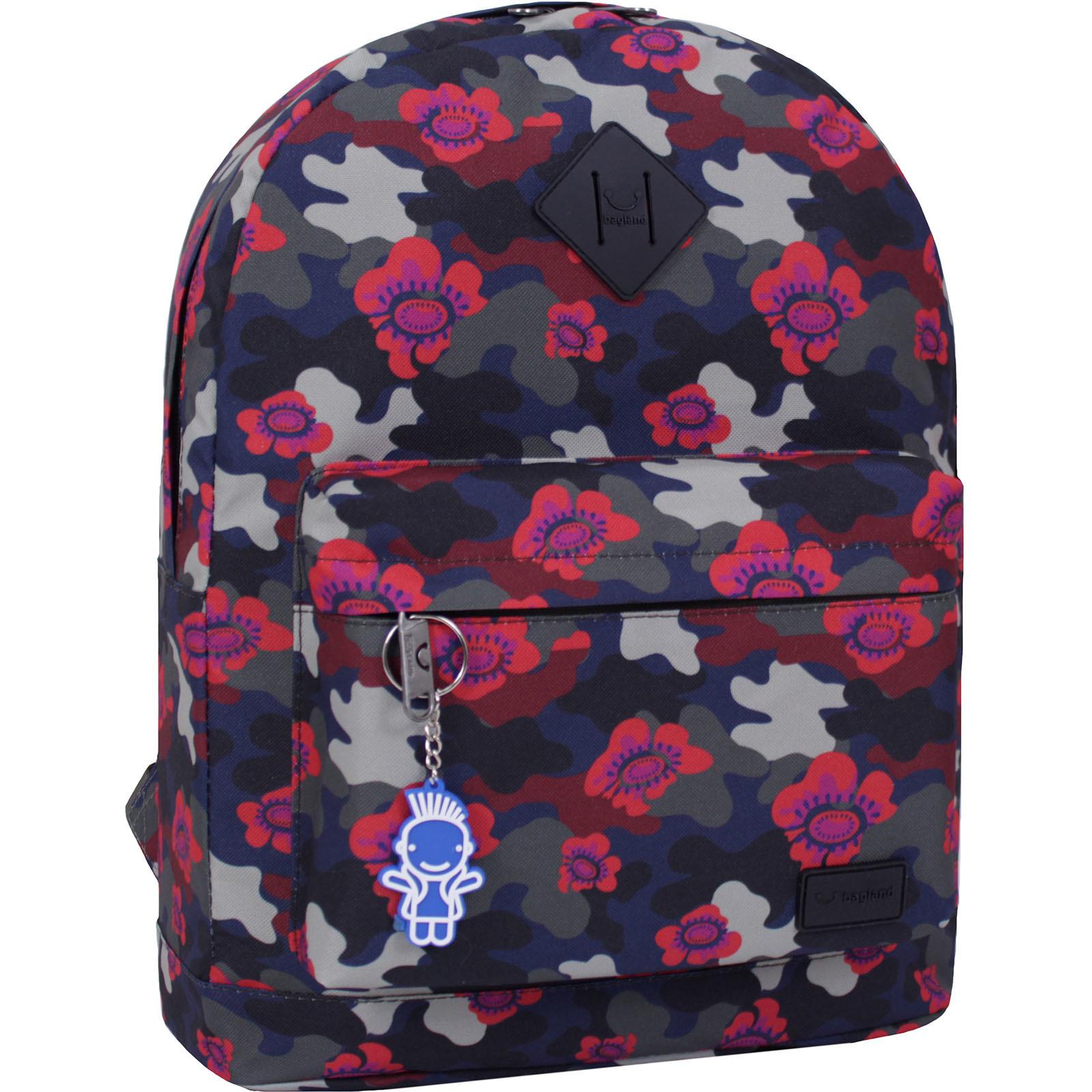 Молодежные рюкзаки Рюкзак Bagland Молодежный (дизайн) 17 л. сублімація 459 (00533664) IMG_3642_суб.459_.JPG