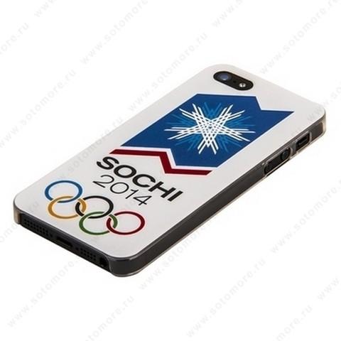 Накладка Sotomore для iPhone SE/ 5s/ 5C/ 5 вид 157