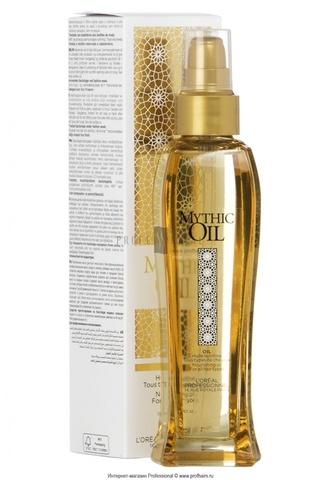 Питательное масло для всех типов волос, Loreal, 100 мл.