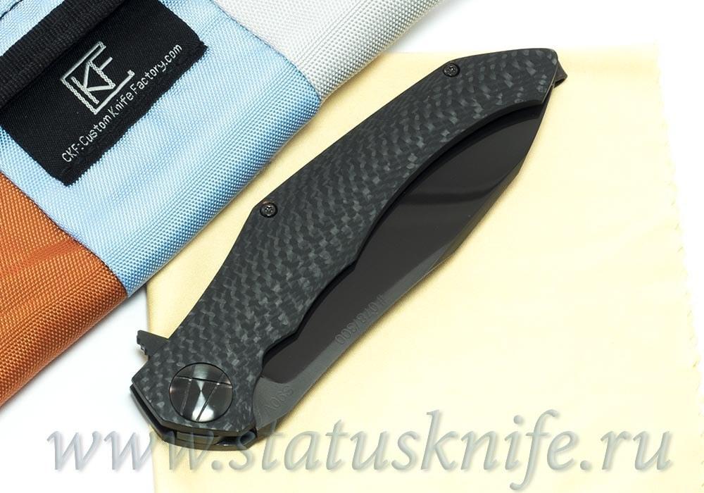 Нож Асимметричный DLC Limited