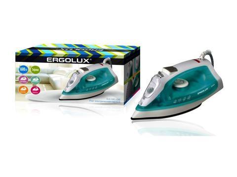Утюг Ergolux ELX-SI01-C40 аквамарин