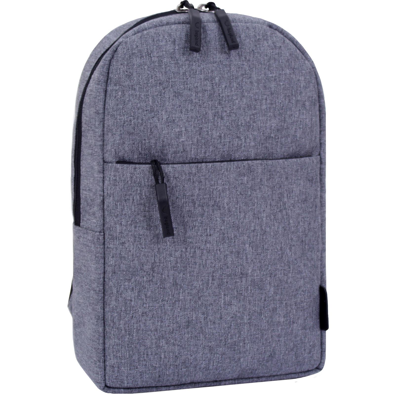 Маленькие рюкзаки Рюкзак Bagland Kidney 3 л. серый (0015169) IMG_3943.JPG