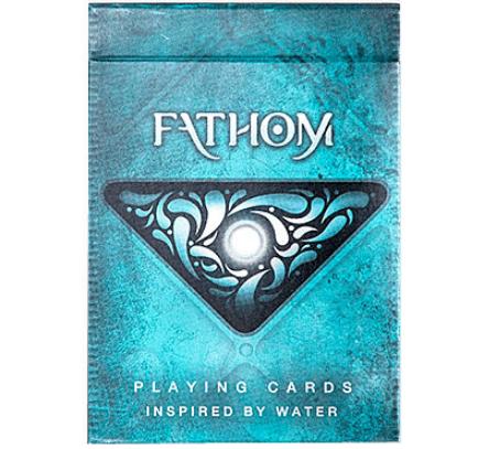 Карты Fathom от Ellusionist