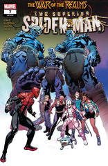 War Of The Realms Superior Spider-Man #7