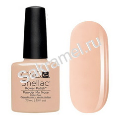 CND- Shellac Powder My Nose 7,3ml