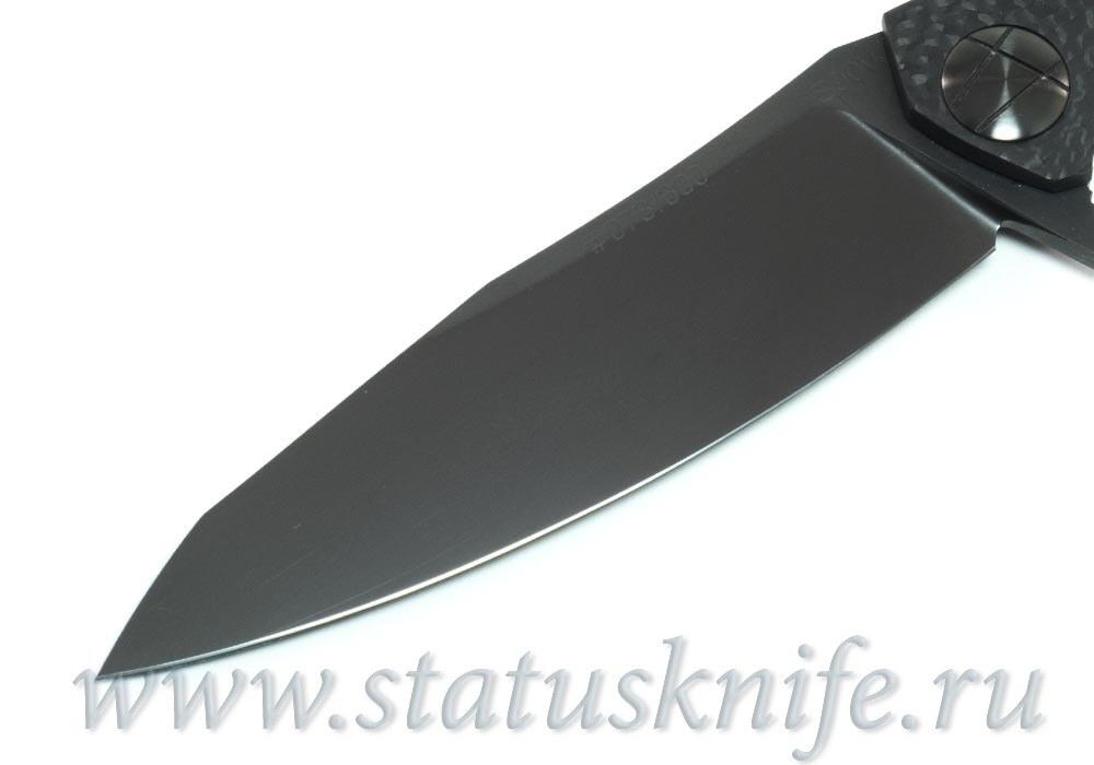 Нож Асимметричный DLC Limited - фотография