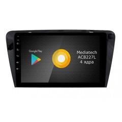 Штатная магнитола на Android 8.1 для Skoda Octavia A7 Roximo S10 RS-3201