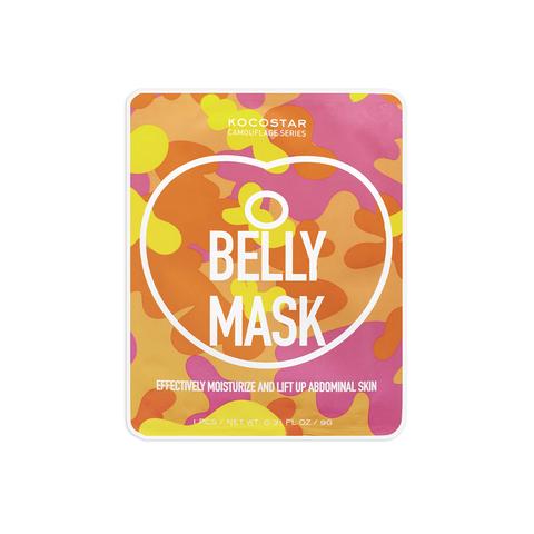 KOCOSTAR   Маска для живота с термо эффектом для похудения / Belly mask, (9 г)