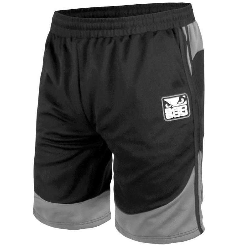 Шорты Шорты Bad Boy Force Shorts - Black/Grey Шорты_Bad_Boy_Force_Shorts_-_BlackGrey.jpg