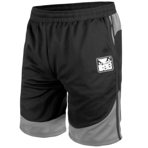 Шорты Bad Boy Force Shorts - Black/Grey