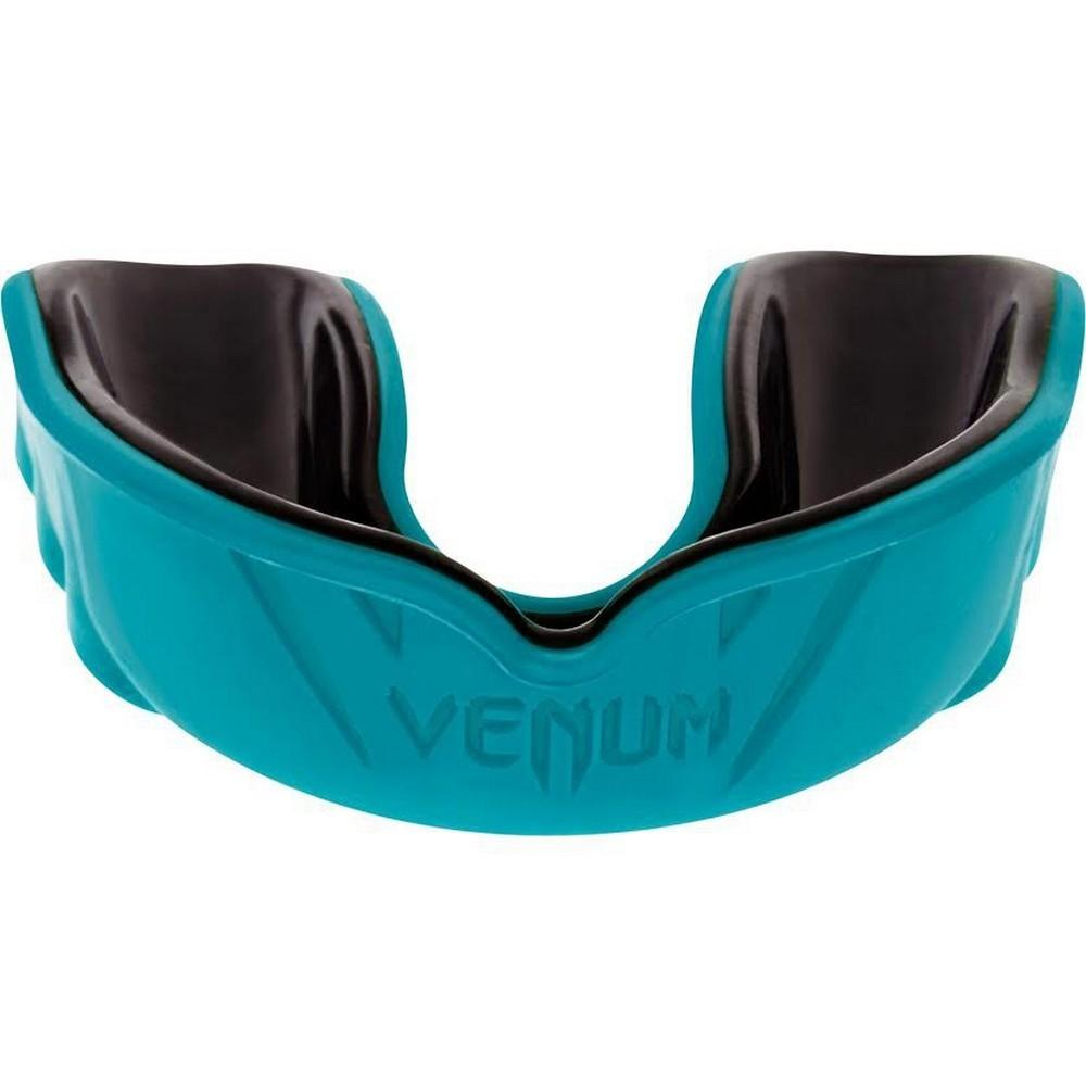 Другая защита Капа Venum Challenger Mouthguard Cyan/Black 1.jpg