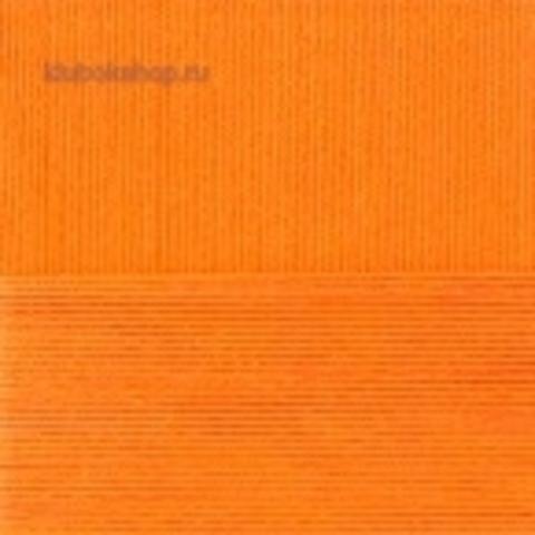Пряжа Лаконичная (Пехорка) 485 Желто-оранжевый - купить в интернет-магазине недорого, доставка наложенным платежом, цена за упаковку klubokshop.ru