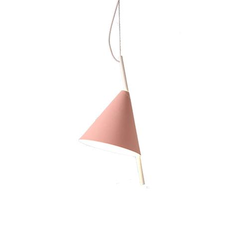 Подвесной светильник копия Cone by Almerich D22 (розовый)