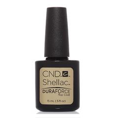 CND, Duraforce Top Coat, топовое покрытие, 15 мл