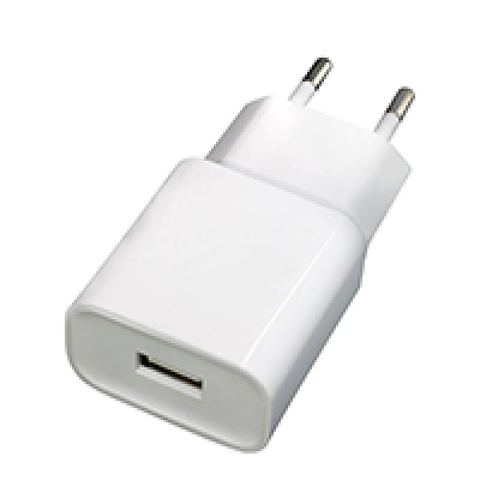 Сетевой адаптер с быстрой зарядкой Quick Charger 12V/1.5A (белый)