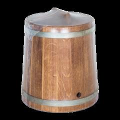 Дубовая бочка конусная для алкоголя, 3 литра, фото 6