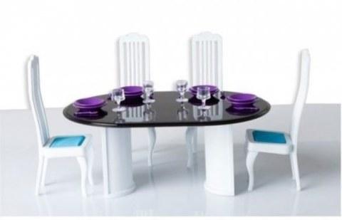Набор мебели Огонёк Конфетти С-1332