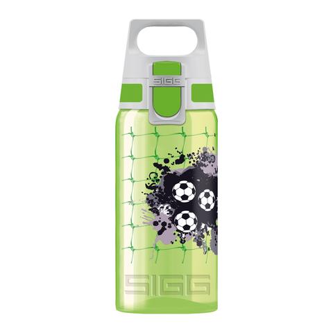 Бутылочка детская Sigg Viva One Football (0,5 литра), зеленая