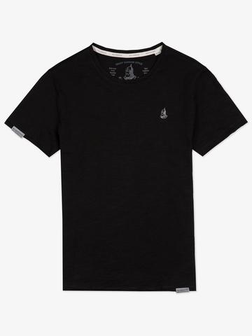 Men's T-shirt in black «VELIKOROSS»