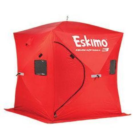 Зимняя палатка Quickfish 3 Insulated NEW