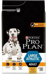 Сухой корм, Purina Pro Plan, для взрослых собак крупных пород с атлетическим телосложением, с курицей и рисом