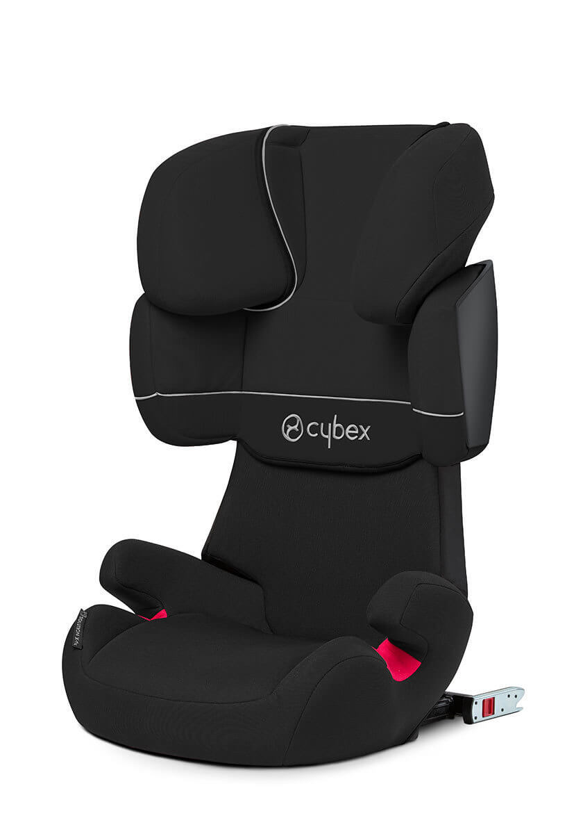 Cybex Solution X2-Fix Автокресло Cybex Solution X2-Fix Pure Black SolutionX_fix_pure_black.jpg