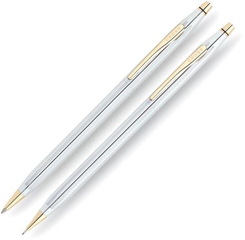 Набор подарочный Cross Сentury Classic  (330105) Medalist шариковая ручка + карандаш