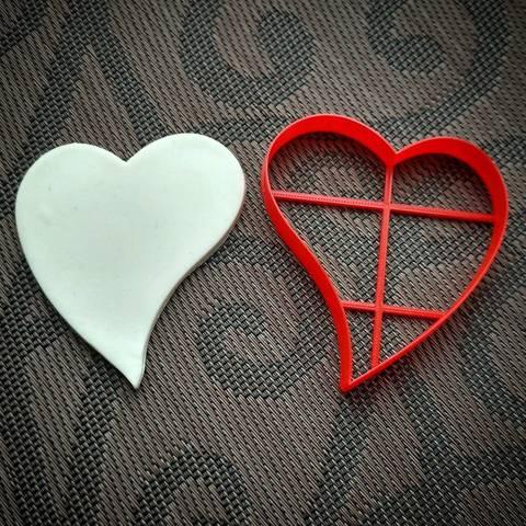 Изогнутое сердце