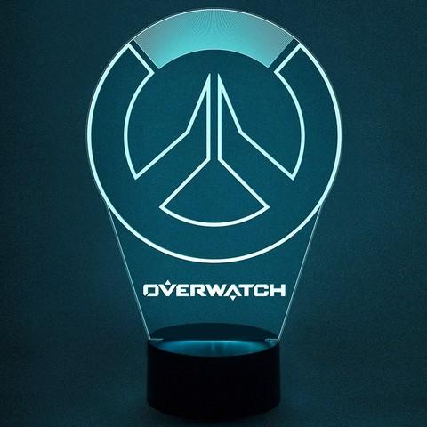Ночник Overwatch
