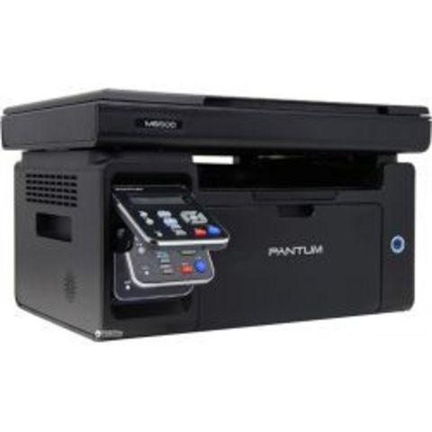 МФУ Pantum M6500 - лазерное, монохромное, А4, копир/принтер/сканер, 22 стр/мин, 1200 X 1200 dpi, 128Мб RAM, лоток 150 стр, USB, черный корпус