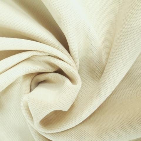 Канвас - ткань для штор - молочный. Ширина - 280 см. Арт. 3-4