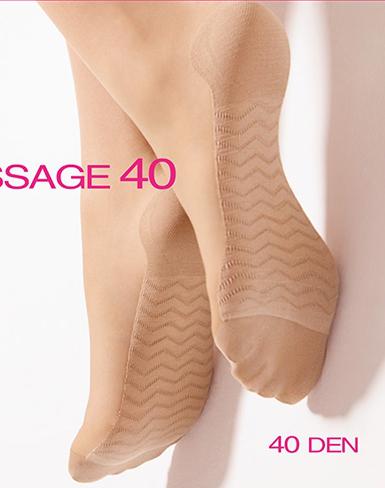 Гольфы Giulia Massage 40