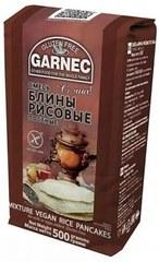 Garnec Смесь Блины рисовые постные 500 гр