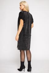 """<p>Платье """"Ла-Мескита"""" модного фасона позволит своей счастливой обладательнице выглядеть на все 100% на любом торжестве. Отлично подойдет на любой тип фигуры.&nbsp;</p>"""
