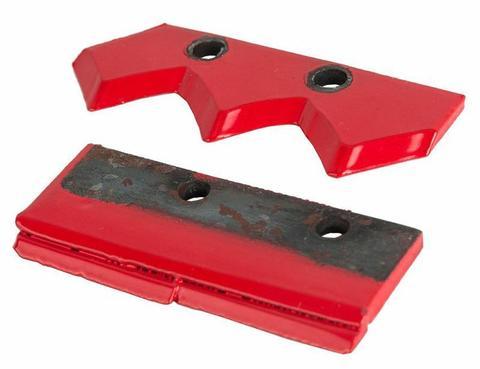 Нож сменный двухзаходного шнека для грунта DDE (150 мм) (пара) (DK-150)